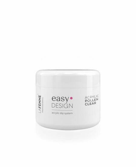 """Acrylic Pollen Clear """"Easy Design™"""" 10gr"""