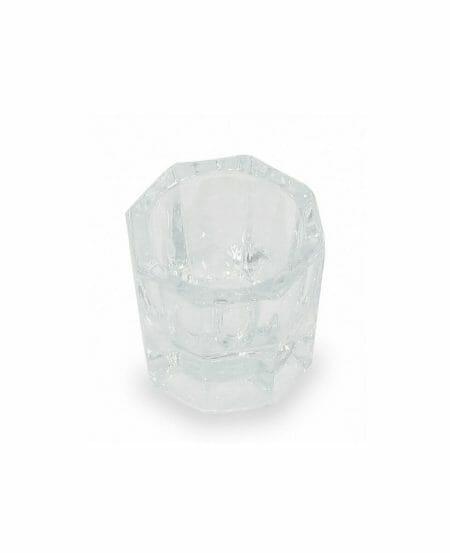 bicchierino per liquidi acrilico ricostruzione unghie