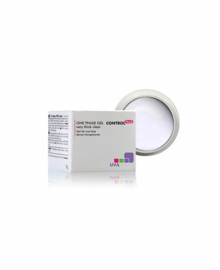CONTROL PLUS™ Gel UV Monofase denso Trasparente 50gr