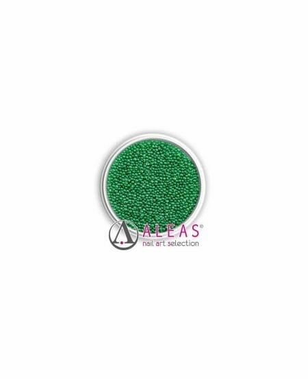 Micro sfere verde menta