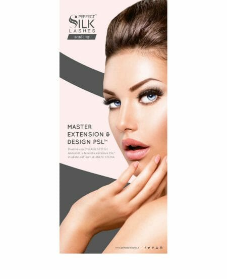 Roll-Up Perfect Silk Lashes™ Academy - Master Extension & Design