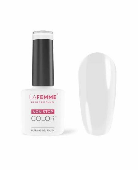 Gel Polish UV&LED 8gr - H158_White Grey