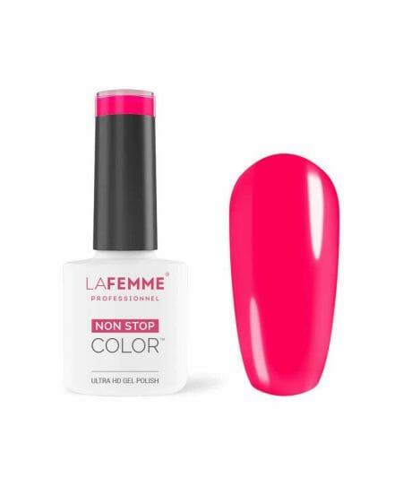 Gel Polish UV&LED 8gr - H117_Crazy Pink