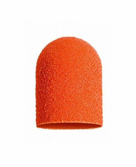 Cappucci Abrasivi Podo LUKAS 13mm - 320 grit grana fine - 50pz Arancioni