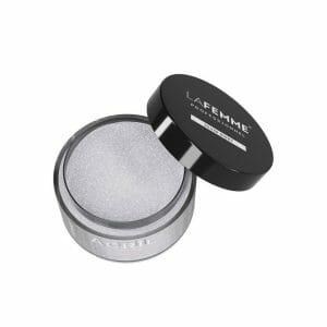 acrilico argento glitterato