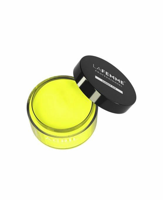 acrilico giallo acceso