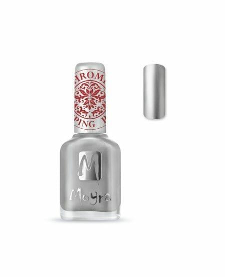 Moyra® Smalto per Stamping - SP25 CHROME SILVER 12ml