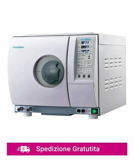 autoclave sterilizzazione estetista classe b marathon bl 18