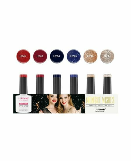 """Kit """"Midnight Wishes"""" Non Stop Color™ UV&LED - 6pz"""