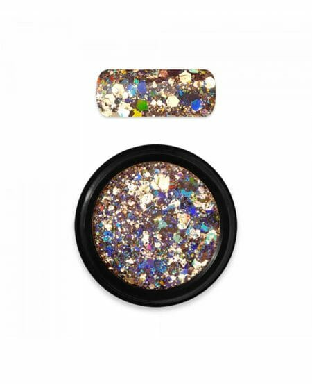 Holo Glitter Mix N.02 - Gold