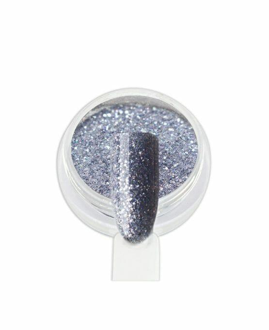 Sprinkle Glitter-Argento