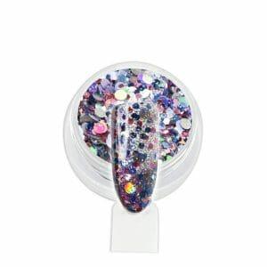 Coriandoli Glitter - Rosa/Azzurro tip