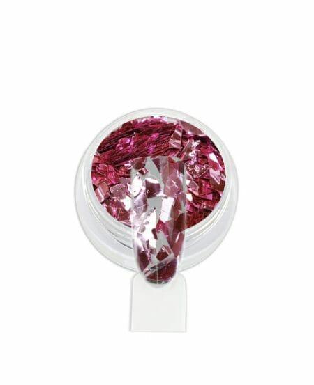 Glitter Flakes - Oro Rosa