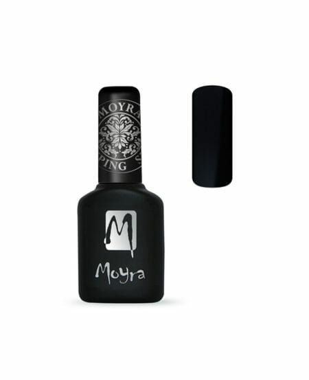 Moyra® Smalto Foil per Stamping - FP01 BLACK 10ml