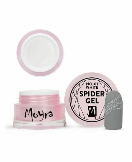 Moyra® Spider Gel 5gr - N.01 White
