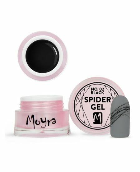 Moyra® Spider Gel 5gr - N.02 Black
