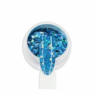 Coriandoli Glitter - Blu (tip)