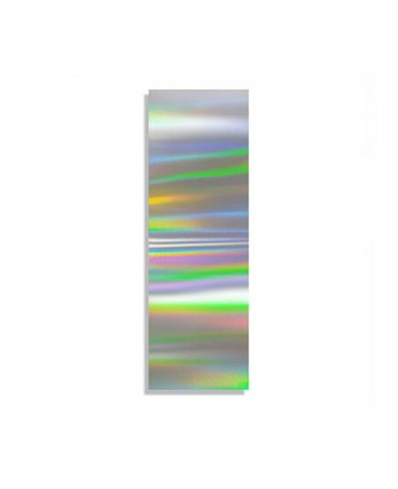 Easy Foil N.04 - Holographic Silver