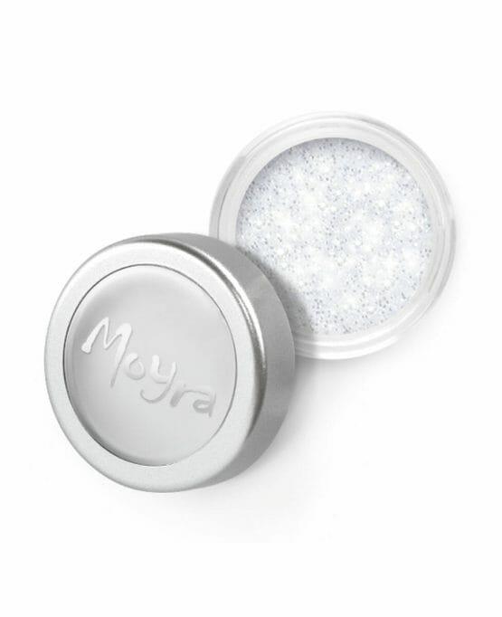 Polvere Glitter Bianca