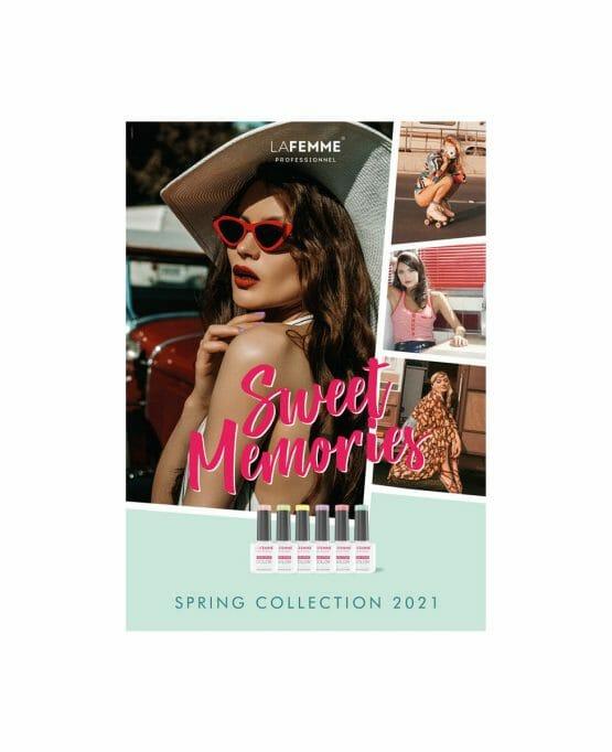 Poster La Femme Collezione Spring 2021 Sweet Memories
