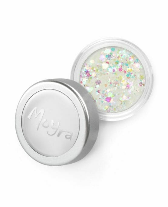 Mini Rainbow Flitter Mix Moyra