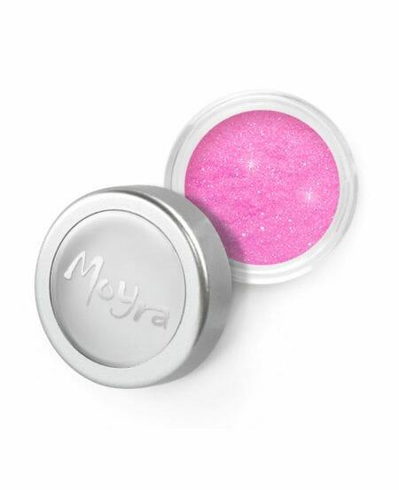 Moyra Glitter Powder Numero 8 Rosa Glitter