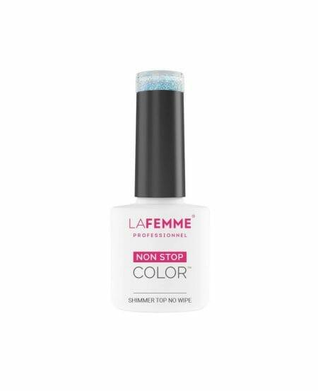 Shimmer Top Coat No Wipe UV&LED 8gr - S001_Blue