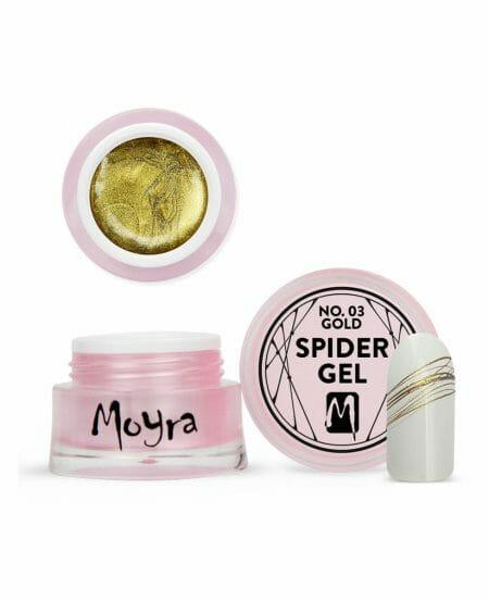 Moyra® Spider Gel 5gr - N.03 Gold