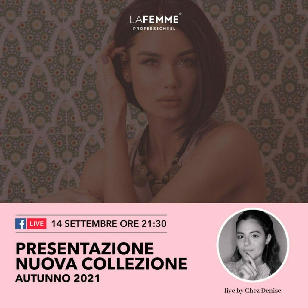 Nuova Collezione Autunno La Femme - Presentazione