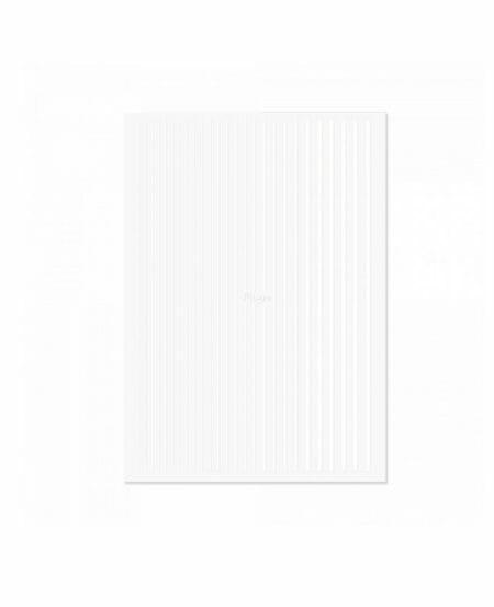 Strisce Adesive Bianche per Nail Art - Moyra